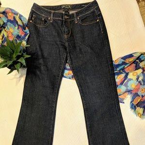 Seven7 Jeans - Seven 7 Dark Wash Classic Flare Jeans Size 30